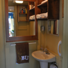 Bathroom - Little Caillou Packing Camp